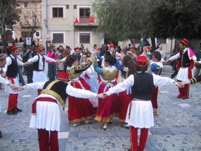 Le Vallje a Civita