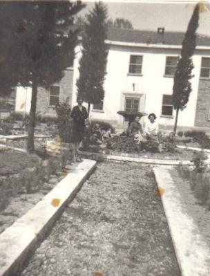 Piazza 15 Agosto (di fronte alla Stazione FS) 1960