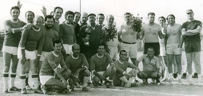 Una formazione del DLF del 1977