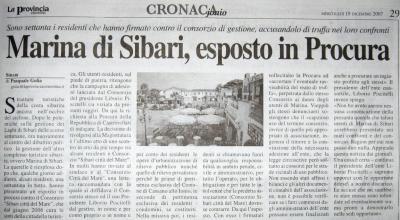 articolo Provincia