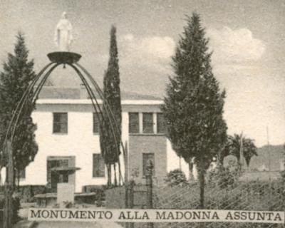 Monumento alla Madonna 1950