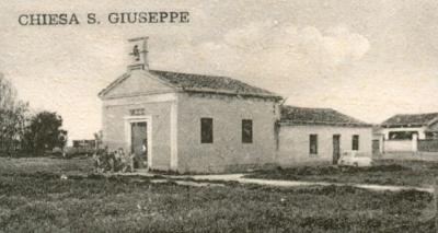 Chiesa S. Giuseppe 1950
