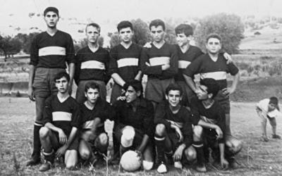 Il calcio a Cassano nel 1961