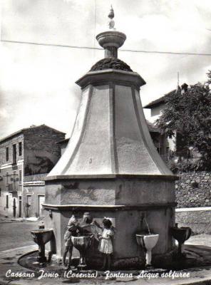 Cassano fine anni '50