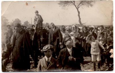 Processione di S.Giuseppe a Sibari 1930