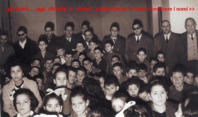 Ricordi Scuola Elementare di Cassano
