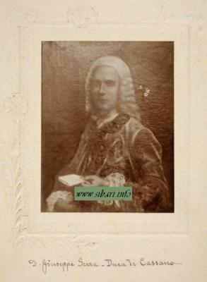 Don Giuseppe Serra duca di Cassano