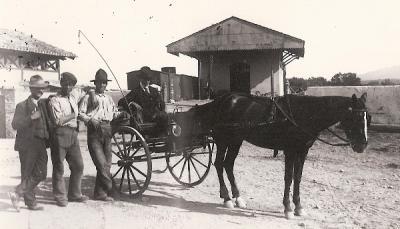 Stazione Sibari 1900 circa