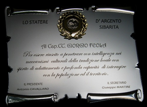 Lo Statere d'argento