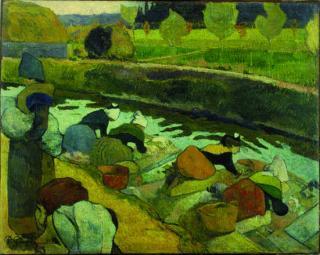 le lavandaie Gauguin