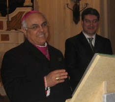 vescovo e Saraceni