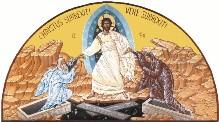 Icona risurrezione