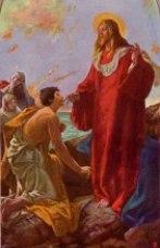 Gesù guarisce sordomuto