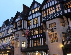 I magazzini Liberty di Londra